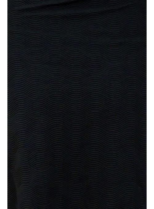 ALICIA  - Noir Recyclé Onde