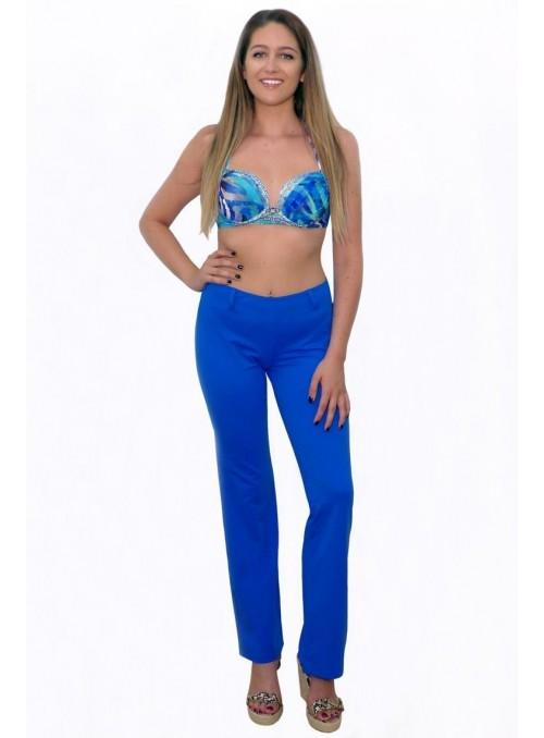 Pantalon  Kim - Bleu dur