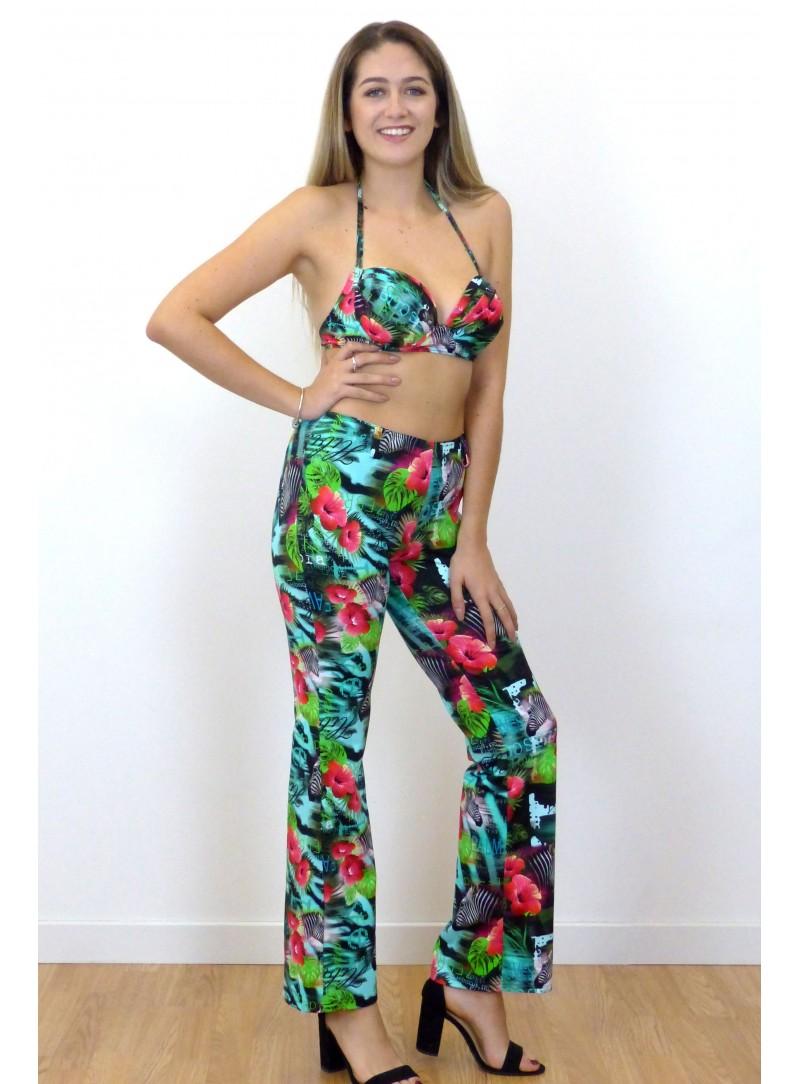Pantalon  Kim - Imprimé Zèbre