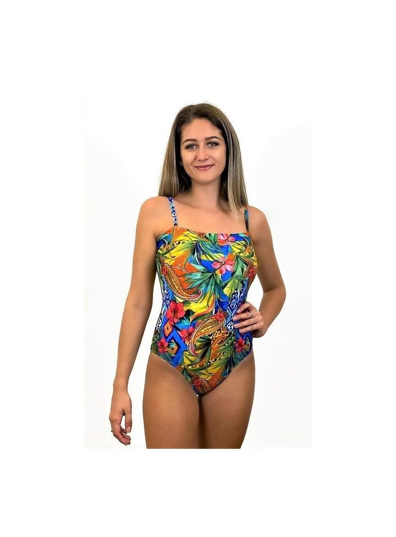 Gala - Imprimé Cachemire - maillot de bain 1 pièce