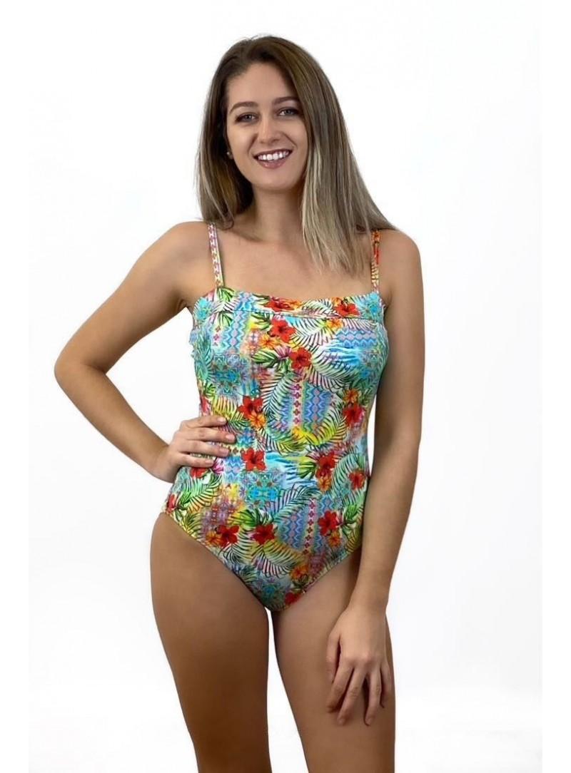 Gala - Imprimé Flower - maillot de bain 1 pièce